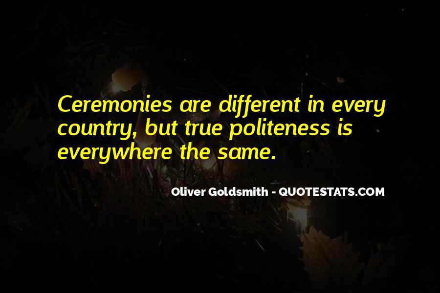 Oliver Goldsmith Quotes #775368