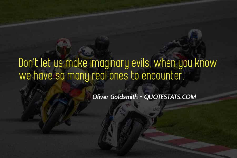 Oliver Goldsmith Quotes #972362