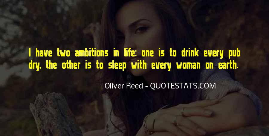 Oliver Reed Quotes #1341629