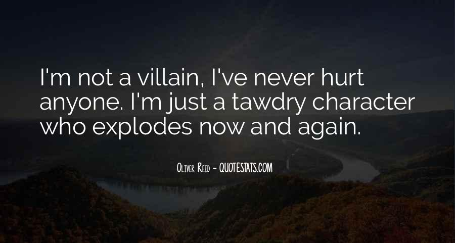 Oliver Reed Quotes #901020
