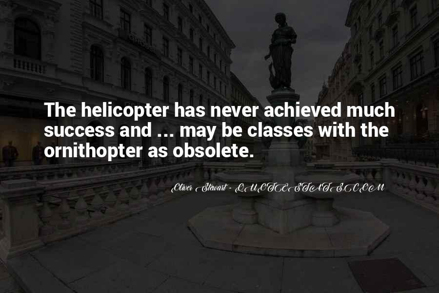Oliver Stewart Quotes #1549505