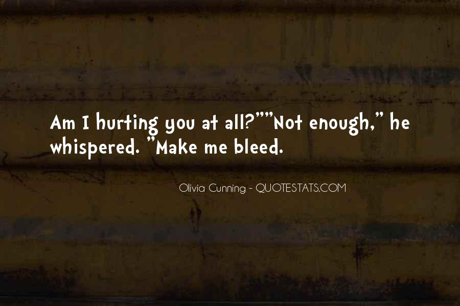 Olivia Cunning Quotes #1102985