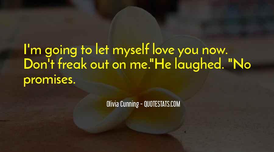 Olivia Cunning Quotes #1177832