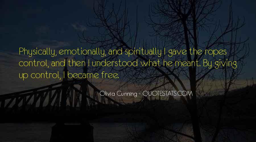 Olivia Cunning Quotes #1184730