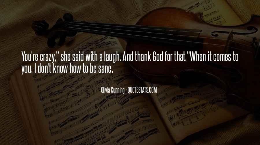 Olivia Cunning Quotes #1202315