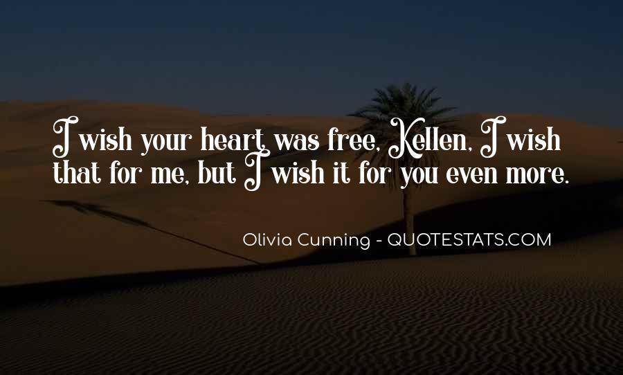 Olivia Cunning Quotes #1223353