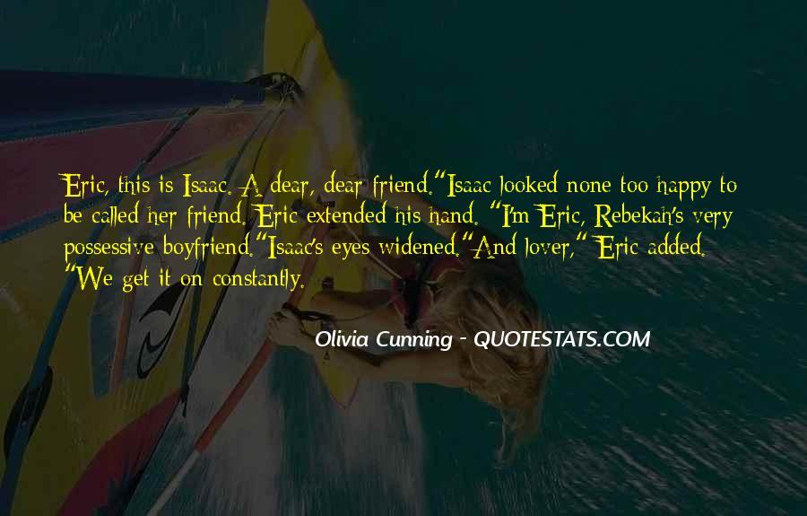 Olivia Cunning Quotes #1231020