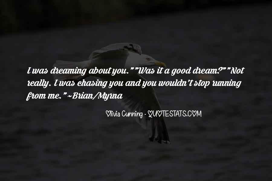 Olivia Cunning Quotes #1308889