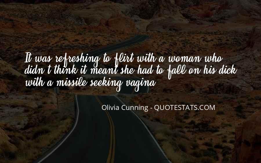 Olivia Cunning Quotes #1382549