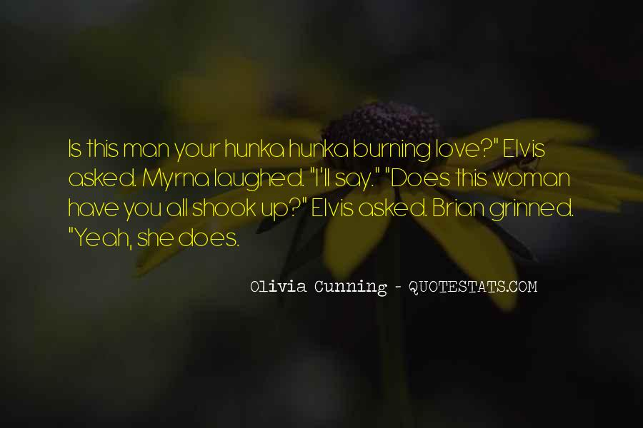 Olivia Cunning Quotes #1443298