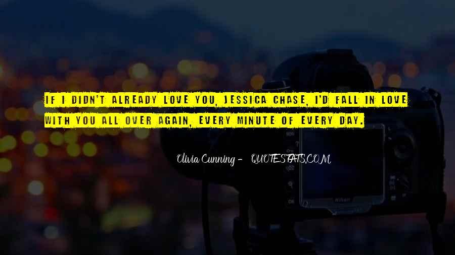Olivia Cunning Quotes #1850936