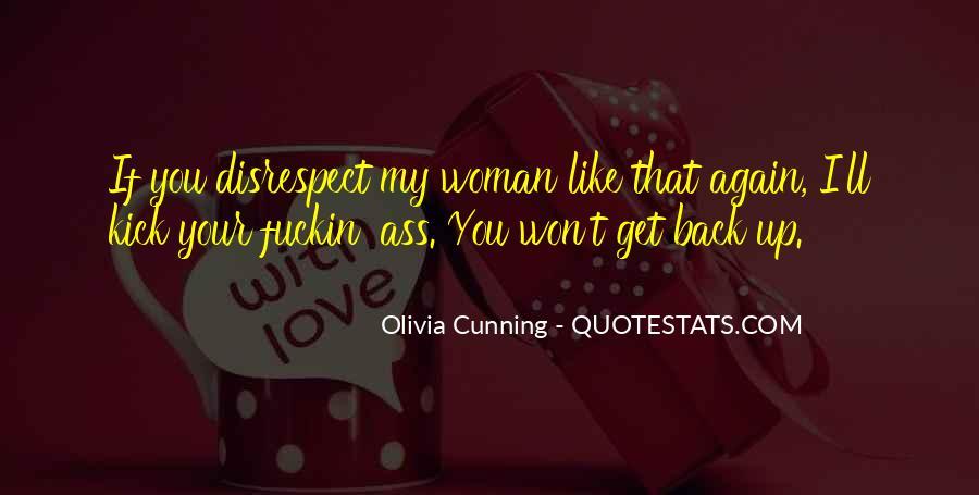 Olivia Cunning Quotes #195086
