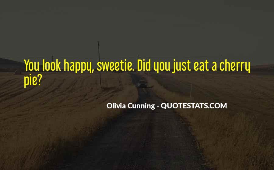 Olivia Cunning Quotes #21858