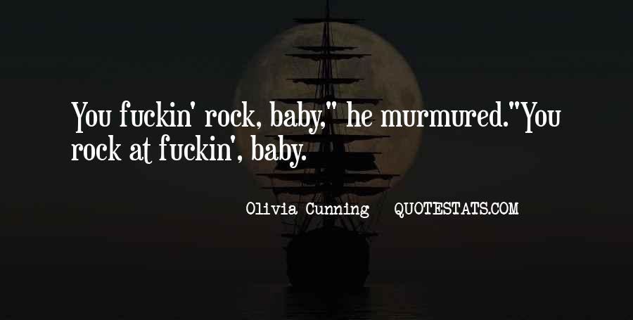 Olivia Cunning Quotes #241689