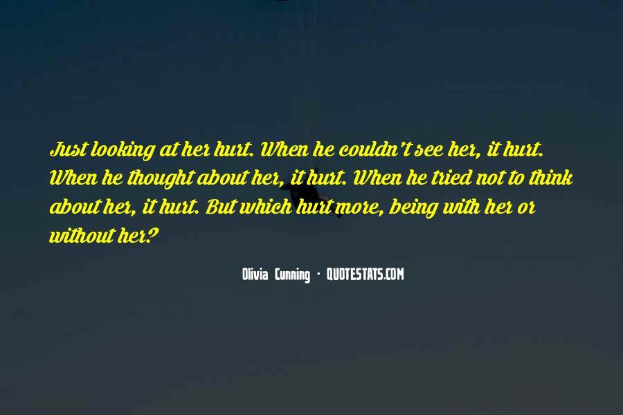 Olivia Cunning Quotes #384674