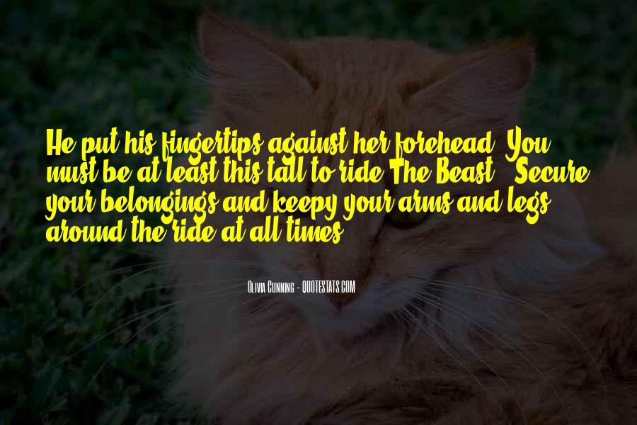 Olivia Cunning Quotes #480034