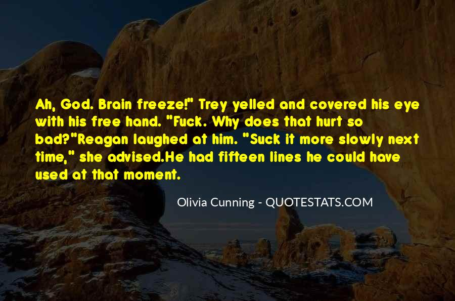 Olivia Cunning Quotes #741936