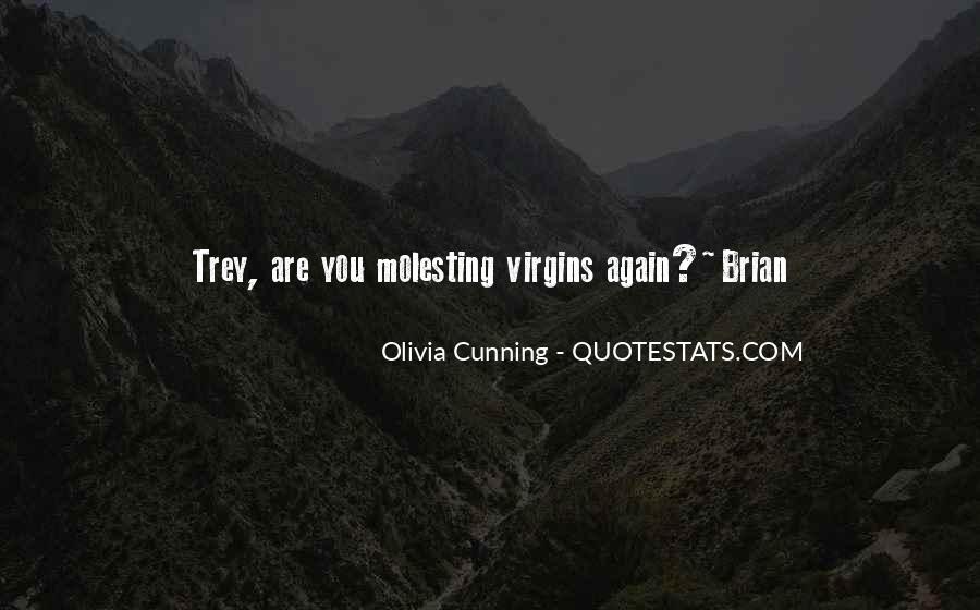 Olivia Cunning Quotes #821773