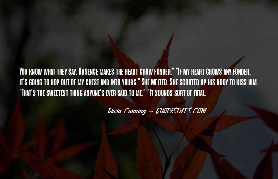Olivia Cunning Quotes #839689