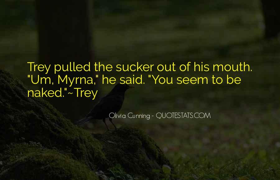 Olivia Cunning Quotes #964142