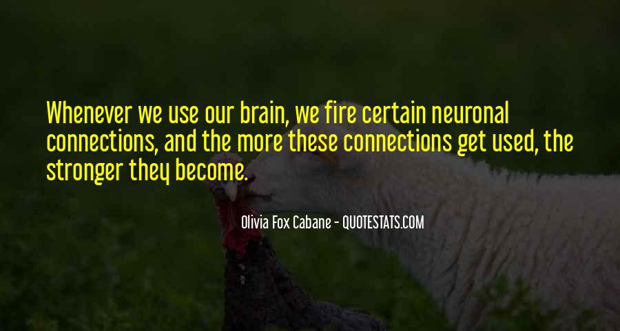 Olivia Fox Cabane Quotes #1109844
