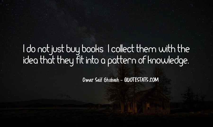 Omar Saif Ghobash Quotes #1276883