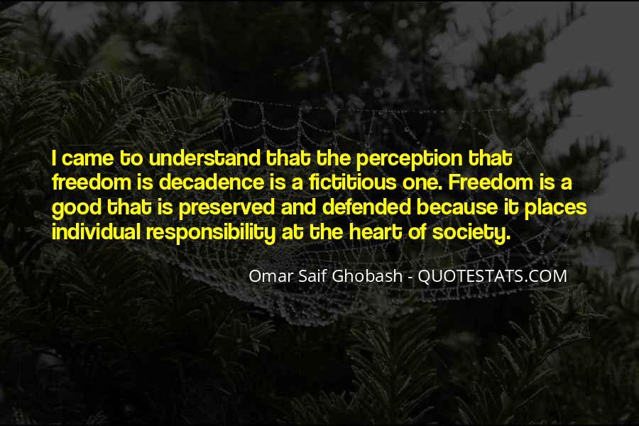 Omar Saif Ghobash Quotes #1434046