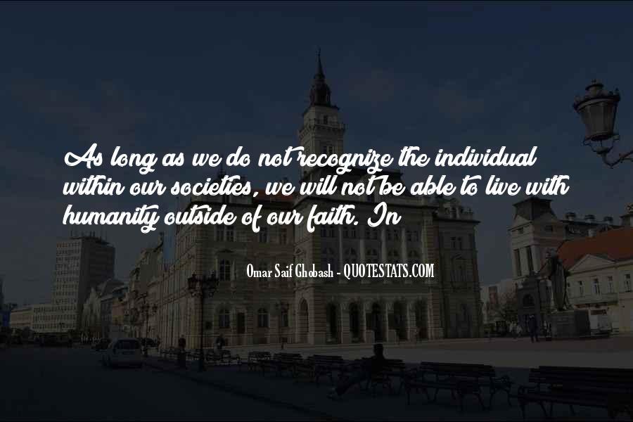 Omar Saif Ghobash Quotes #1802149