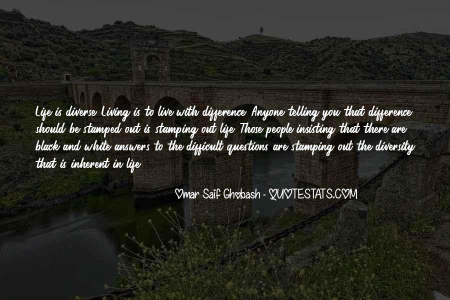 Omar Saif Ghobash Quotes #95483