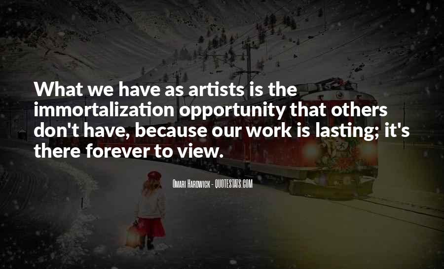 Omari Hardwick Quotes #1064589