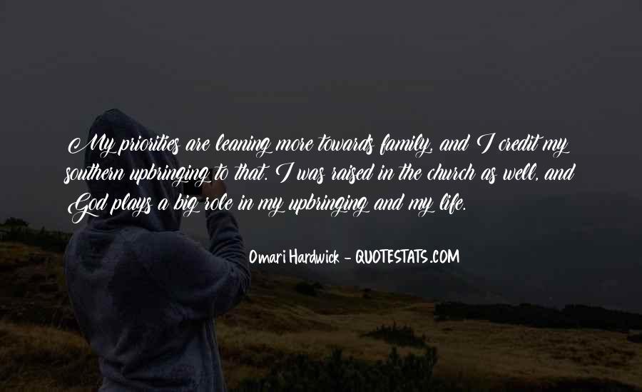 Omari Hardwick Quotes #1645309