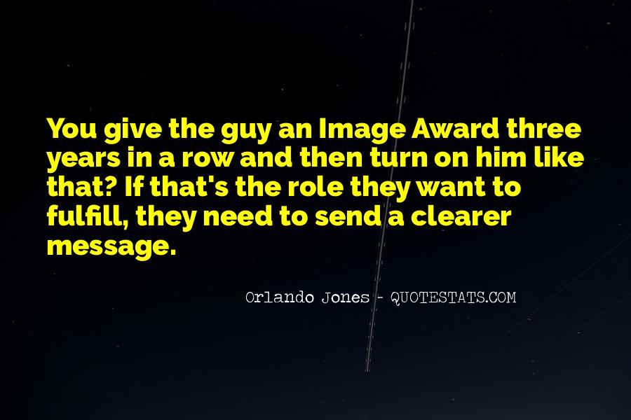 Orlando Jones Quotes #1199687