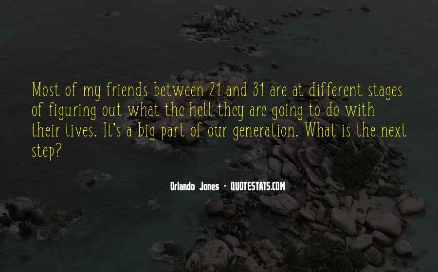Orlando Jones Quotes #1362285