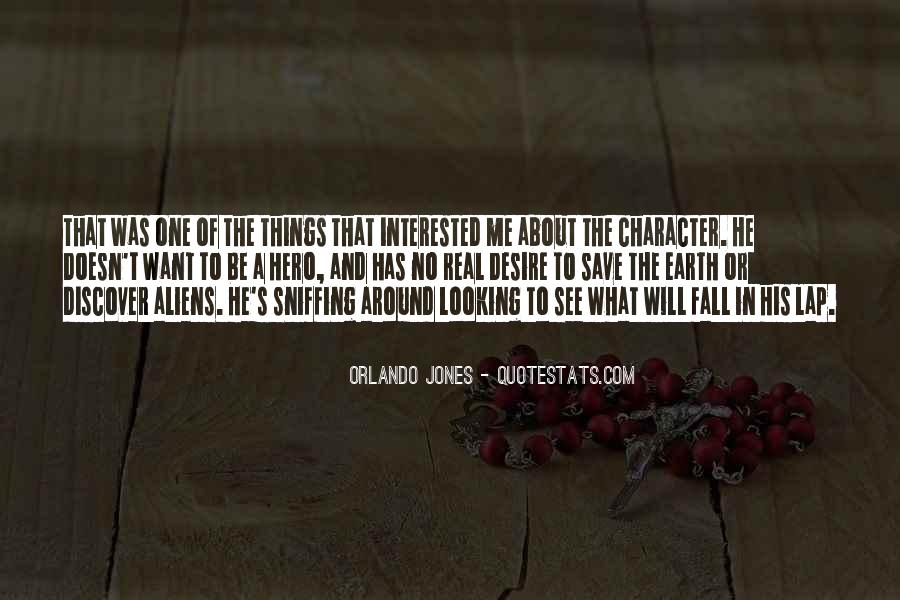Orlando Jones Quotes #1610936