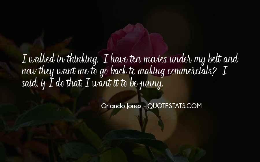Orlando Jones Quotes #793606