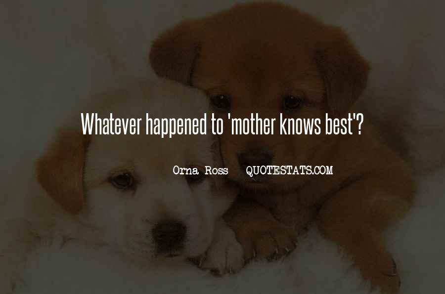Orna Ross Quotes #450477