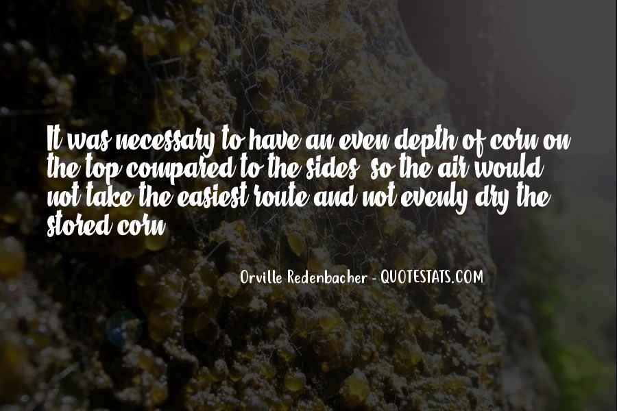 Orville Redenbacher Quotes #619437