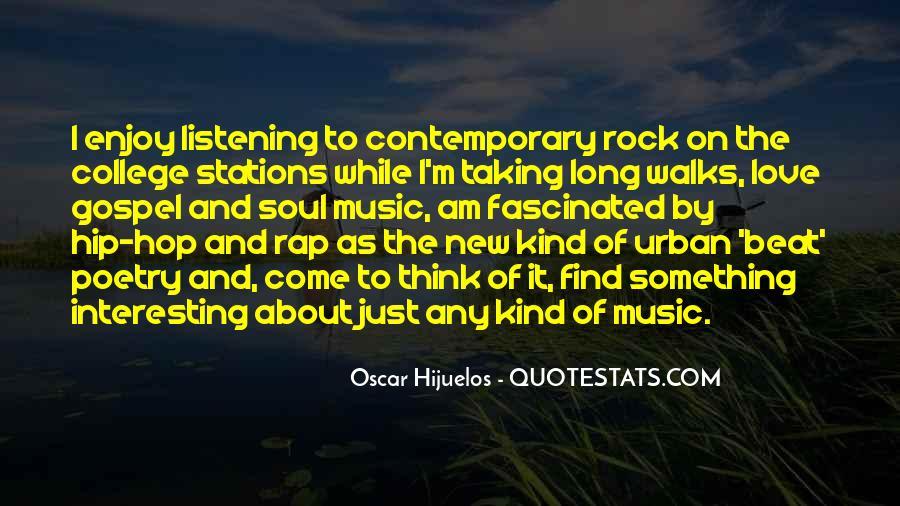 Oscar Hijuelos Quotes #1493729