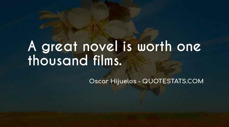 Oscar Hijuelos Quotes #1632628
