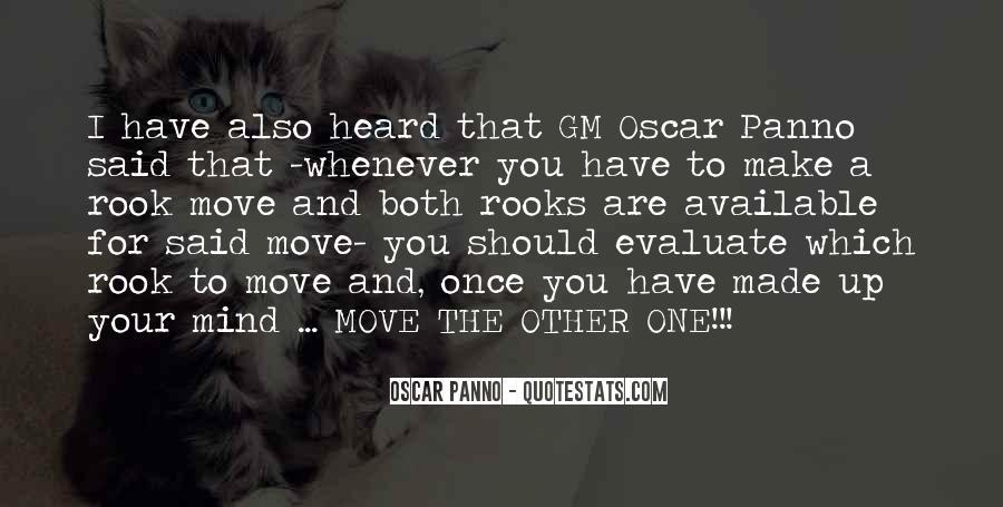 Oscar Panno Quotes #184314