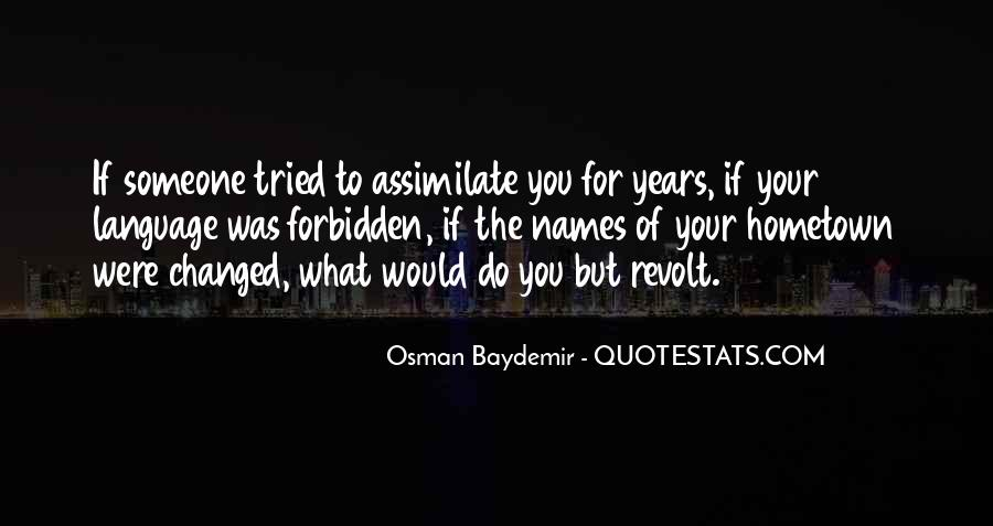 Osman Baydemir Quotes #1800511