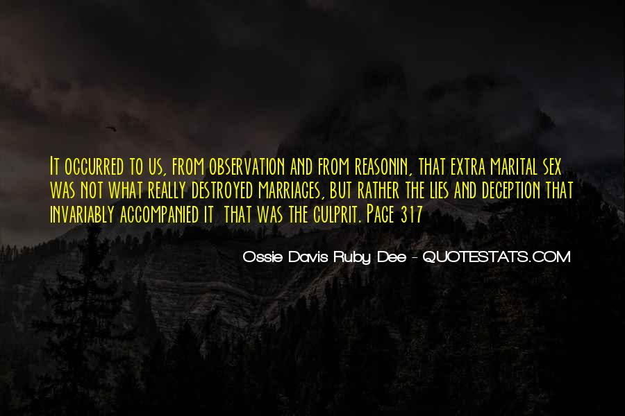 Ossie Davis Ruby Dee Quotes #1601062