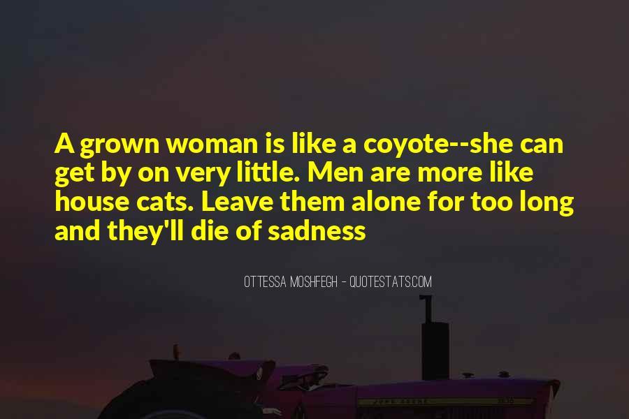 Ottessa Moshfegh Quotes #1269604