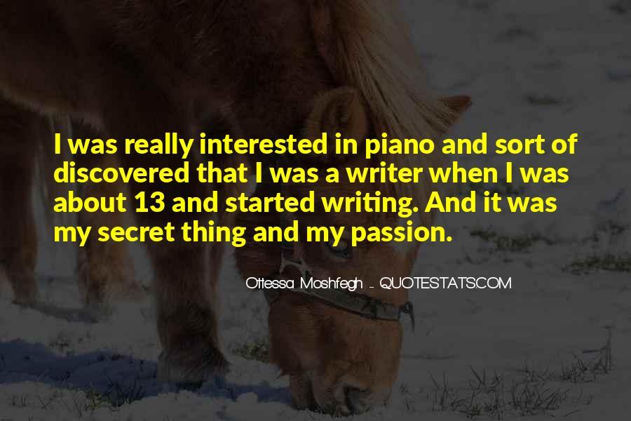 Ottessa Moshfegh Quotes #1299760