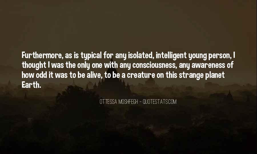 Ottessa Moshfegh Quotes #1427463