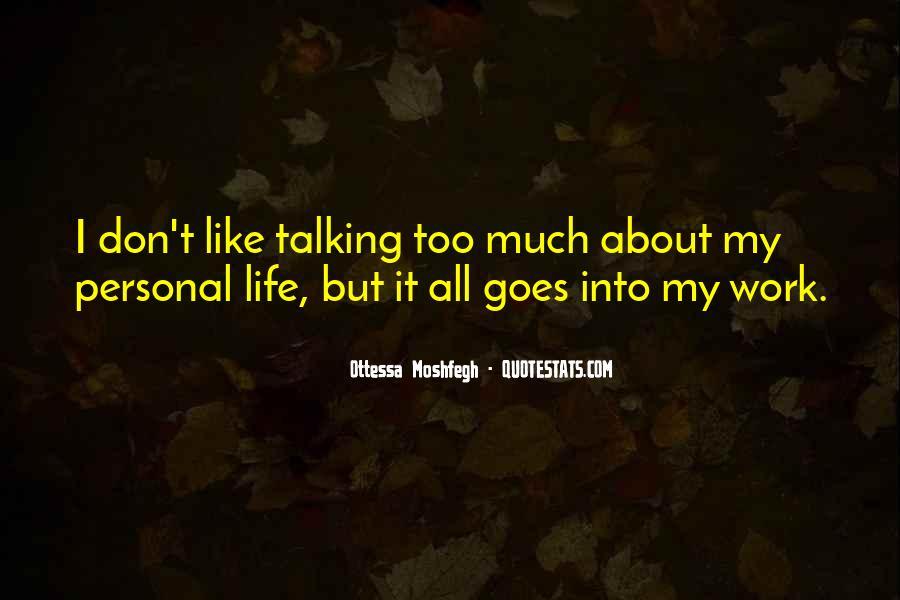 Ottessa Moshfegh Quotes #1491412