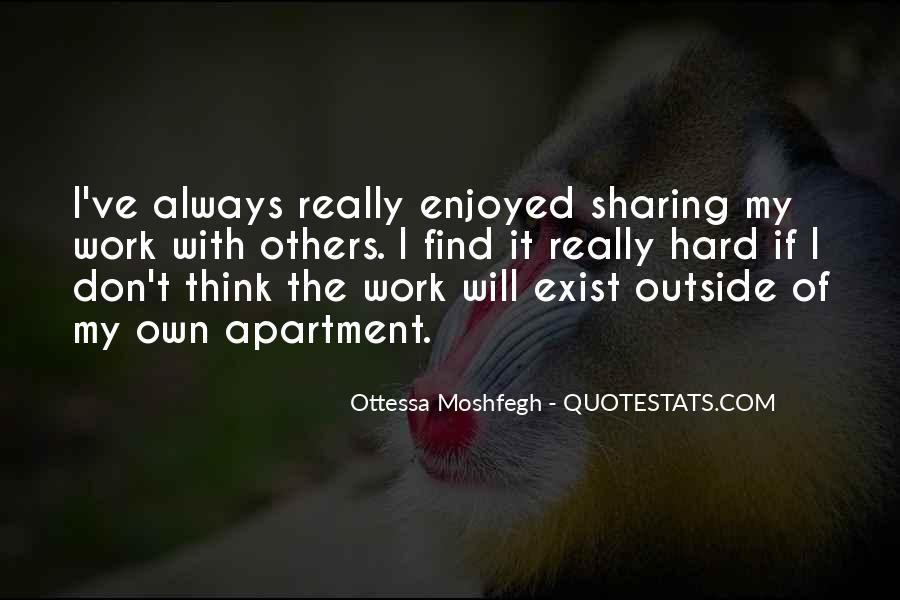 Ottessa Moshfegh Quotes #1773441