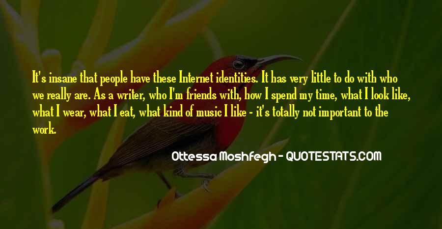 Ottessa Moshfegh Quotes #1826630