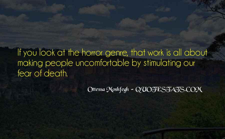 Ottessa Moshfegh Quotes #325340