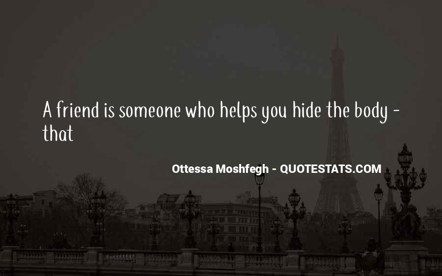 Ottessa Moshfegh Quotes #41939